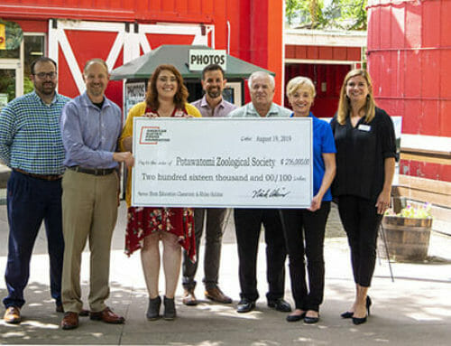 AEP Foundation Creates STEM Classroom at the Potawatomi Zoo